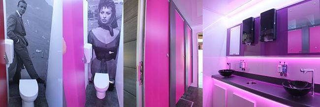 Wedding Loos for hire